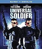 Universal Soldier [Blu-ray + Digital HD]