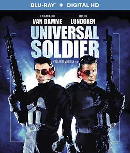Universal Soldier [Blu-ray + Digital HD] ()