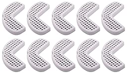 Filters for Pioneer Pet Ceramic & Stainless Steel Fountains (10-Pack)