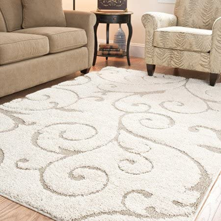 Alcott Hill Henderson Rug, Contemporary Rug, Size – 5 3 X 7 6