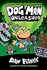 Dog Man # 2: Unleashed