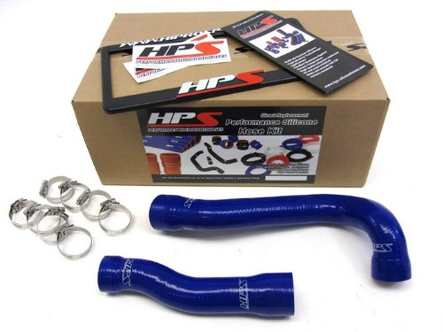 57-1008-BLUE HPS Silicone Radiator Hose Kit for BMW
