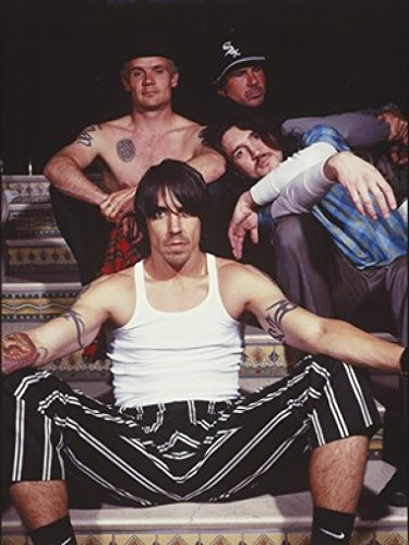 Red Hot Chili Peppers 24X36 New Printed Poster Rare #TNW321952 ()