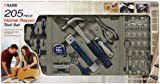Allied Tools 49059 Home Repair Tool Set, 205-Piece