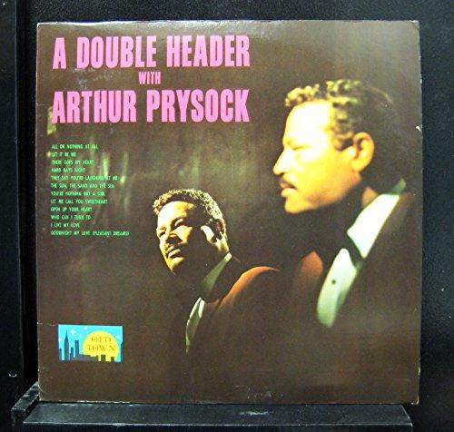 Arthur Prysock - A Double-Header With Arthur Prysock - Lp Vinyl Record