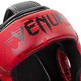 Venum Elite Headgear - Red Camo