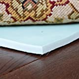 Nursery and Children's Room Rug Pad - Eco-Friendly 1/2'' Thick All Natural (8' x 10' rectangle)
