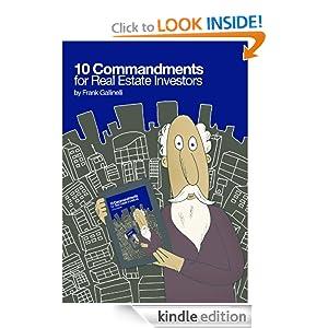 10 Commandments for Real Estate Investors Frank Gallinelli
