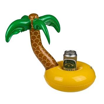 Soporte Hinchable para Latas Isla Palmera Adventure Goods ...
