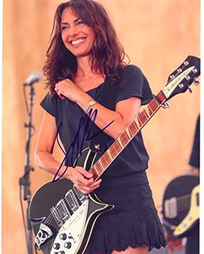 Susanna Hoffs Autographed Signed 8x10 Photo COA 'The Bangles' by Authentic Ink Graphs
