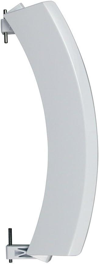 Bosch Siemens Machine à Laver Blanc Poignée de porte 751782 pièce d/'origine
