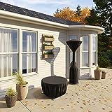 Amazon Basics Outdoor Round Stand Up Patio Heater