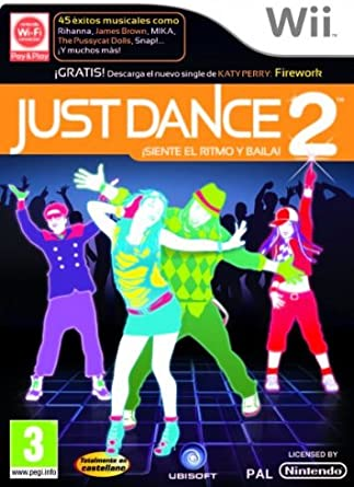 Just Dance 2: Amazon.es: Videojuegos