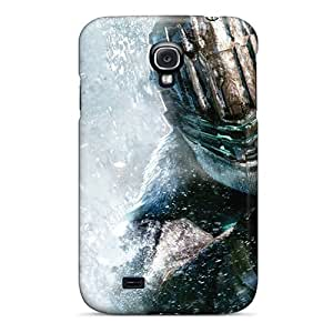High Quality Shock Absorbing Cases For Galaxy S4-isaac Clarke Dead Space 3