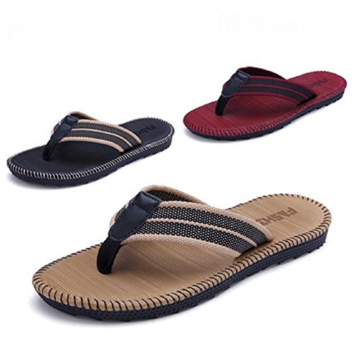 Newerlives Summer Korean Flip Flops Man/Lady Beach Slippers Student Sandals – DiZiSports Store