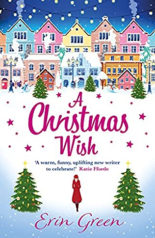book cover of a christmas wish - The Christmas Wish
