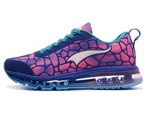 Pictures of ONEMIX Women's Air Cushiong Running ShoesLightweight W1096 2