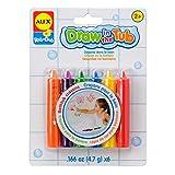 ALEX Toys - Bathtime Fun Draw in The Tub Crayons-6 639R