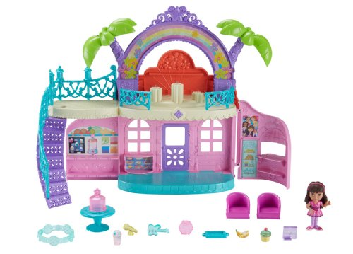 Fisher-Price Nickelodeon Dora and Friends (Cute Dora)