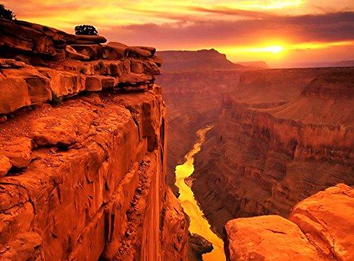 Wooden Jigsaw Puzzle Toroweap Overlook Grand Canyon National