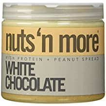 Nuts 'N More White Chocolate Peanut Butter - 16 Oz