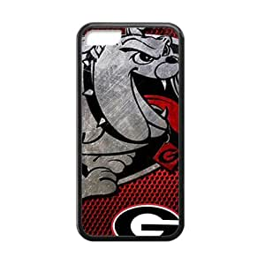 Georgia Bulldogs and Lady Bulldogs Cell Phone Case for Iphone 5C