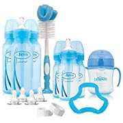 Dr. Brown's Options Baby Bottles Gift Set, Blue