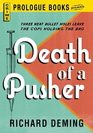 book cover of Death of a Pusher