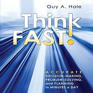 Think Fast! Hörbuch