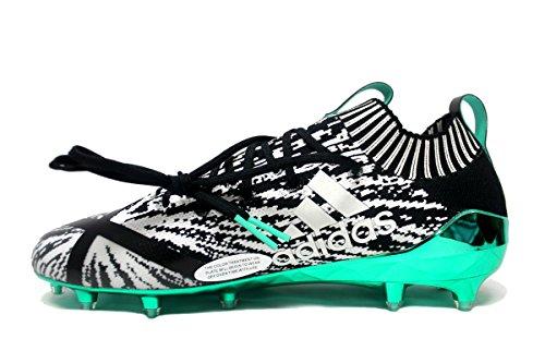 Adidas Adizero 5star 7.0 X Primeknit Crampon Hommes Le Football Noyau Noir-blanc-vert Salut Res