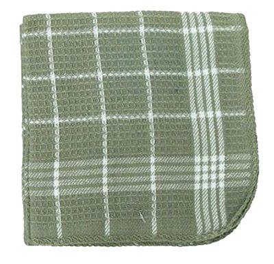 J & M Home Fashions 7390 4pk13 X 13 Grn Dish Cloth 3 7390 B00R1V0AIS  3
