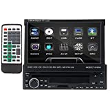 Best Ouku Double-din Car Stereos - OUKU®Anti-theft Detachable Panel Audio BV9976B In-Dash Single-Din 7-inch Review