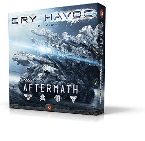 Portal Games Cry Havoc Aftermath
