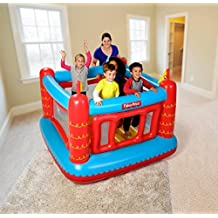 Fisher Price Inflatable Bouncy Castle Play House for Kids Children Jumper Game Toy by Fisher-Price