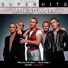 MEN AT WORK - SUPER HITS - CD