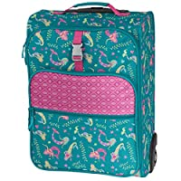 Stephen Joseph All Over Print Luggage, Mermaid