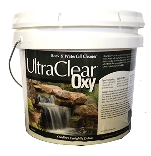 Cleaner Oxy Pond (UltraClear Oxy Pond Cleaner, 8lb)