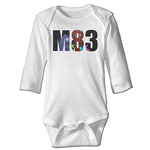 Duola Rock Band Cartoon Poster Long Sleeve Romper Tank Tops For 6 24 Months Toddler 24 Months White