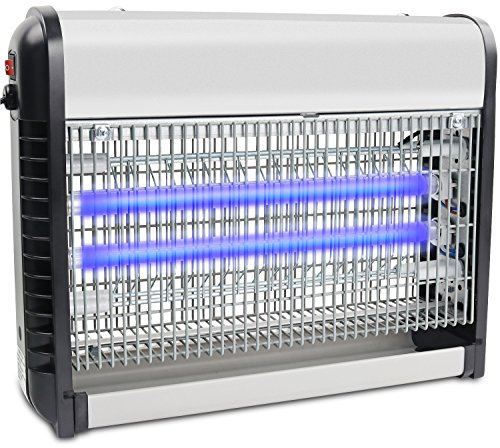 Fenvella 2018 Newest Indoor Bug Zapper,Electric Mosquito,Fly,Insect Killer with 2800V Grid 20W Bulbs-For Residential, Commercial and Industrial Use by Fenvella