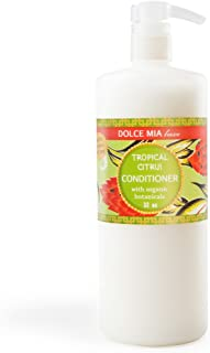 product image for Dolce Mia Tropical Citrus Luxe Conditioner With Organic Botanicals 32 oz. Refill