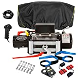 Electric Winch Combo Set - LD12-PRO Winch with Premium Ac...