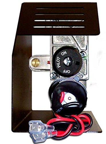 American Fireglass SPK-N-V Variable Flame Remote Control Safety Pilot Kit by American Fireglass