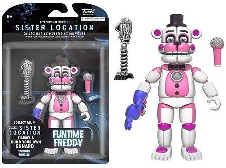 FT Freddy Multi Funko 13741 Sister Location S1 Five Nights Action Figure Standard FNAF