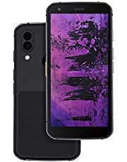CAT S62 PRO 128GB+6GB RAM, Thermal Camera, IP68, MIL-STD-810H, 5.7 inches, Dual SIM Rugged Unlocked Phone+S62 PRO 9H Tempered Glass Screen Protector (1-Pack)-International Model