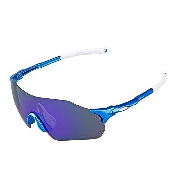 9a358292f90cd0 Yomeni polarisées Sports Lunettes de soleil pour homme et femme – Cyclisme,  conduite, Golf
