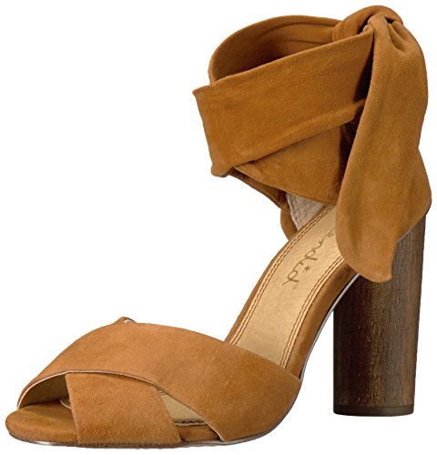 Splendid Women's Johnson Dress Sandal Cognac