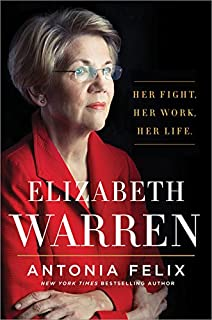 Book Cover: Elizabeth Warren: Her Fight. Her Work. Her Life.