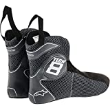 Alpinestars Tech 8 RS Inner Brace Men's Off-Road Motorcycle Boot Accessories - Black / 10