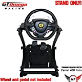 GT Omega Steering Wheel stand PRO suitable For Thrustmaster Ferrari 458 Racing Wheel Xbox