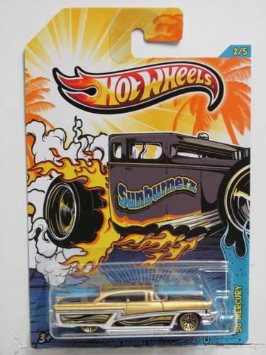 hot-wheels-krogers-exclusive-sunburnerz-56-mercury-gold-white-2-5-by-mattel